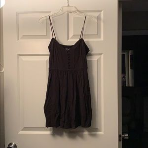 Express Black Sundress